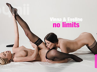 Eveline D. and Vinna R. - no limits - Joymii