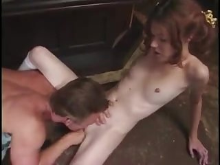 Melissa Ashley  (Anne Howe ) gets butt fucked